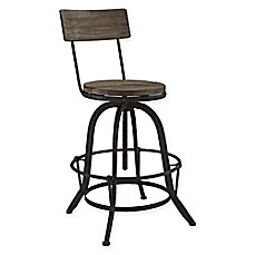 image of modway procure bar stools