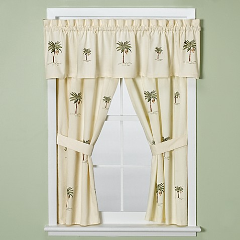 croscill 174 port of call bathroom window valance bed bath