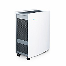 image of Blueair Classic 605 HEPASilent Air Purifier in White/Grey