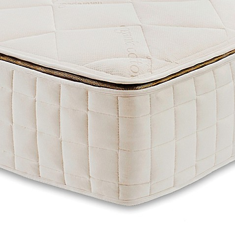 Naturepedic Essentials Organic Firm Mattress Bed Bath