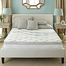 image of E-Rest UltraFusion 10-Inch Hybrid Innerspring Mattress