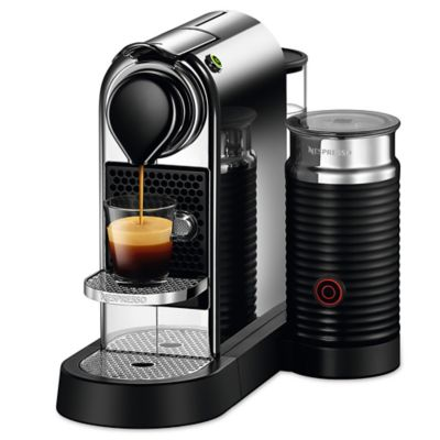 Nespresso Citiz Espresso Maker with Aeroccino3 Milk Frother - Bed Bath & Beyond