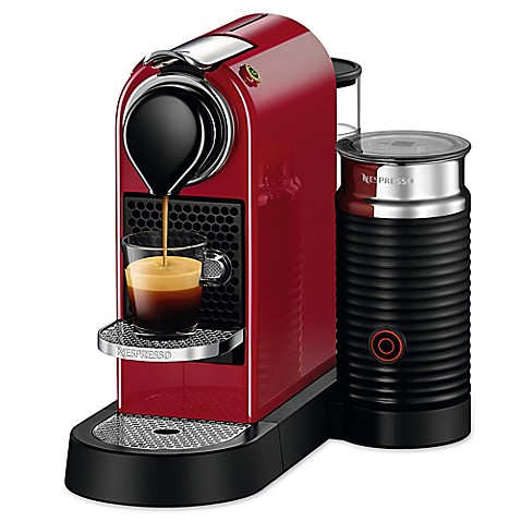 Buy nespresso citiz c111 espresso maker with aeroccino plus milk frother in - Machine nespresso 2 tasses ...