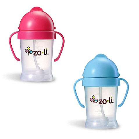 BOT 6 oz. Sippy Straw Cup