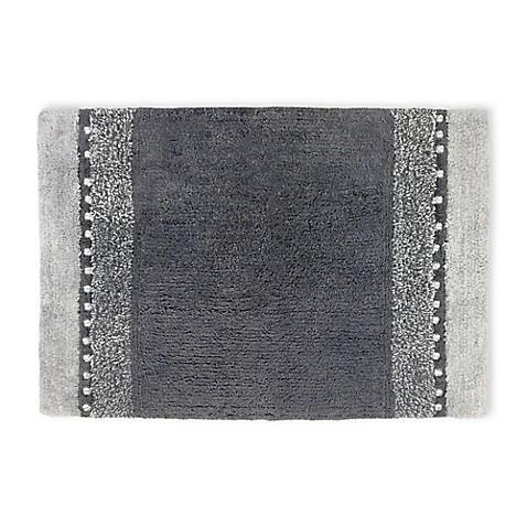 Twilight Cotton Bath Rug In Grey Bed Bath Amp Beyond