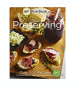 Guía para conservas 37° Edición Ball® Blue Book®