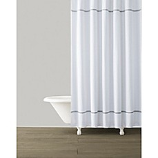 image of Kassatex Carrara Shower Curtain