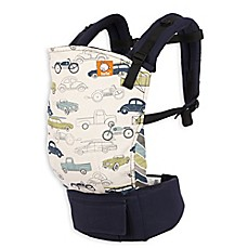 image of Baby Tula Slow Ride Baby Carrier in Navy Blue