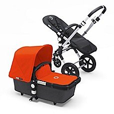 image of Bugaboo Cameleon3 Base Stroller in Aluminum/Dark Grey