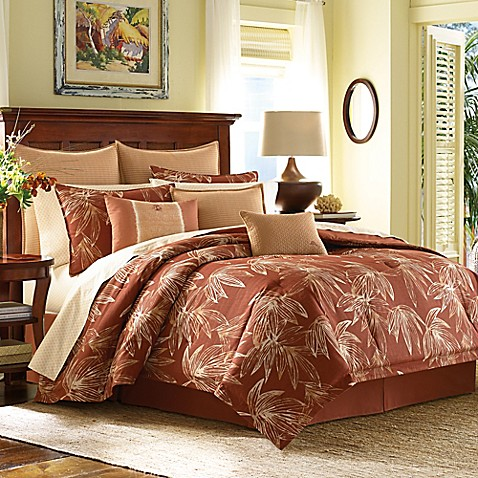 Tommy Bahama 174 Cayo Coco Comforter Set Bed Bath Amp Beyond
