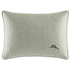 image of Tommy Bahama® Cuba Cabana Oblong Throw Pillow in Green