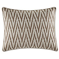 image of Tommy Bahama® Sandy Coast 16-Inch x 20-Inch Oblong Throw Pillow in Beige