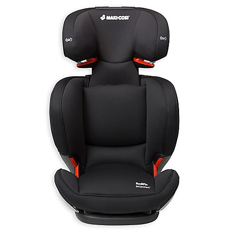 Maxi-Cosi® Rodifix Booster Car Seat in Devoted Black - buybuy BABY