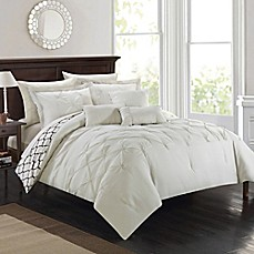 image of Chic Home Plymouth 10-Piece Comforter Set