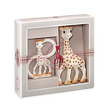 image of Sophie la Girafe® and So'Pure Teether Gift Set