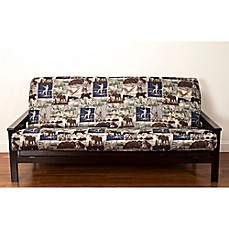 Image Of Siscovers North S Futon Slipcover