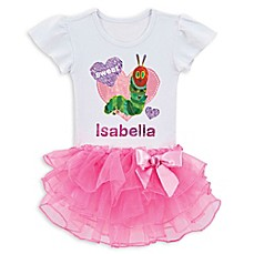 image of Very Hungry Caterpillar Tutu Shirt