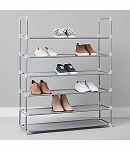 Organizador Simply Essential™ de 6 niveles color gris