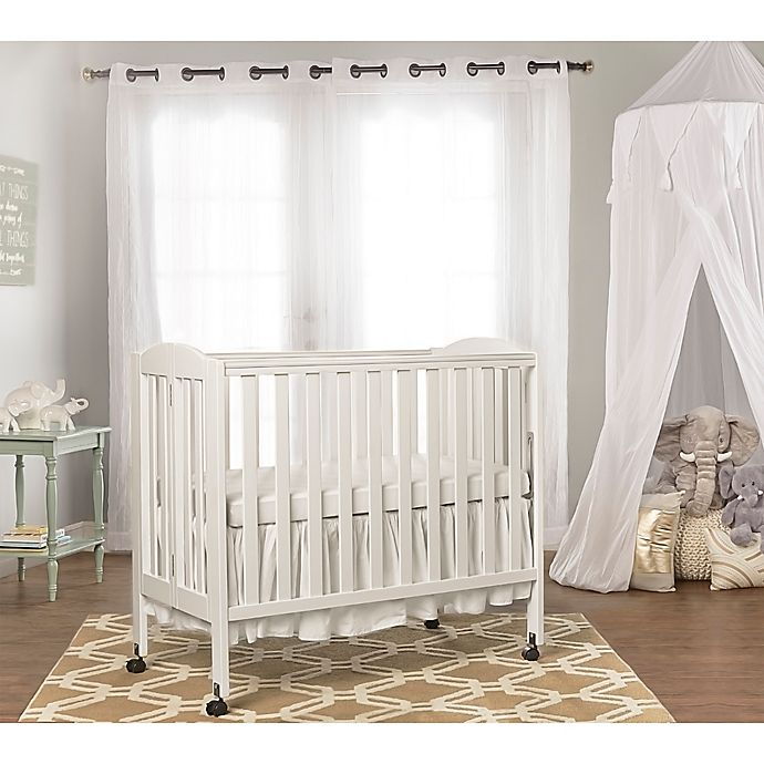 Dream On Me 3 In 1 Folding Portable Mini Crib Buybuy Baby
