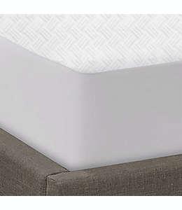 Cubre colchón individual de poliéster Therapedic® Temperature Balancing
