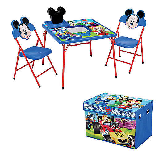 Delta Children Disney Mickey Mouse 4, Mickey Mouse Baby Furniture