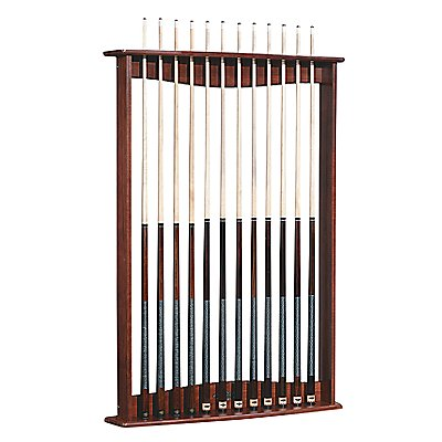 Cue Rack Wall Mounted Cue Stick Wall Rack Billiard Factory