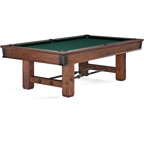 Canton Pool Table Rustic Pool Tables For Sale - Mr billiards pool table