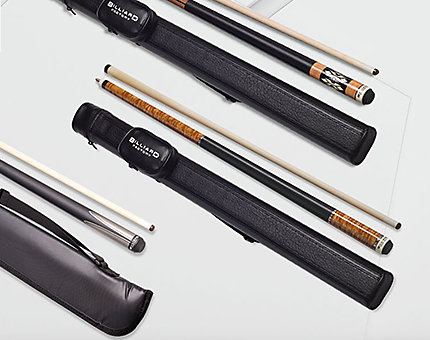 Cue and Case Packages