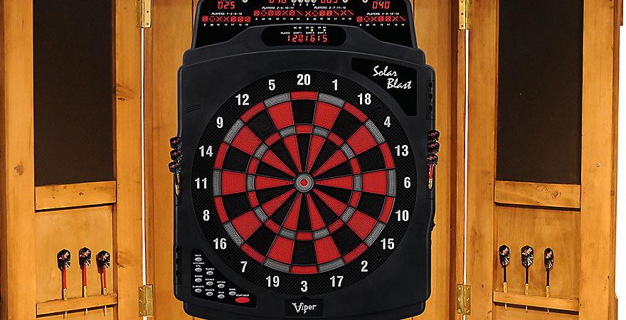 dart board cabinet for sale