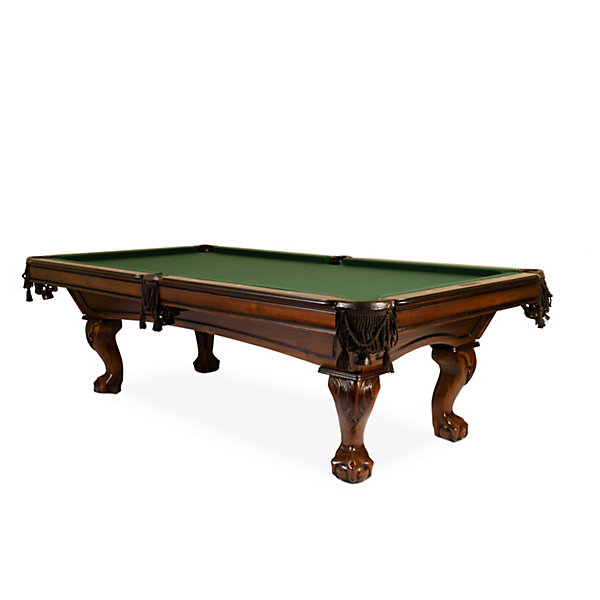 Douglas Pool Table Ball And Claw Pool Table - Tiburon pool table