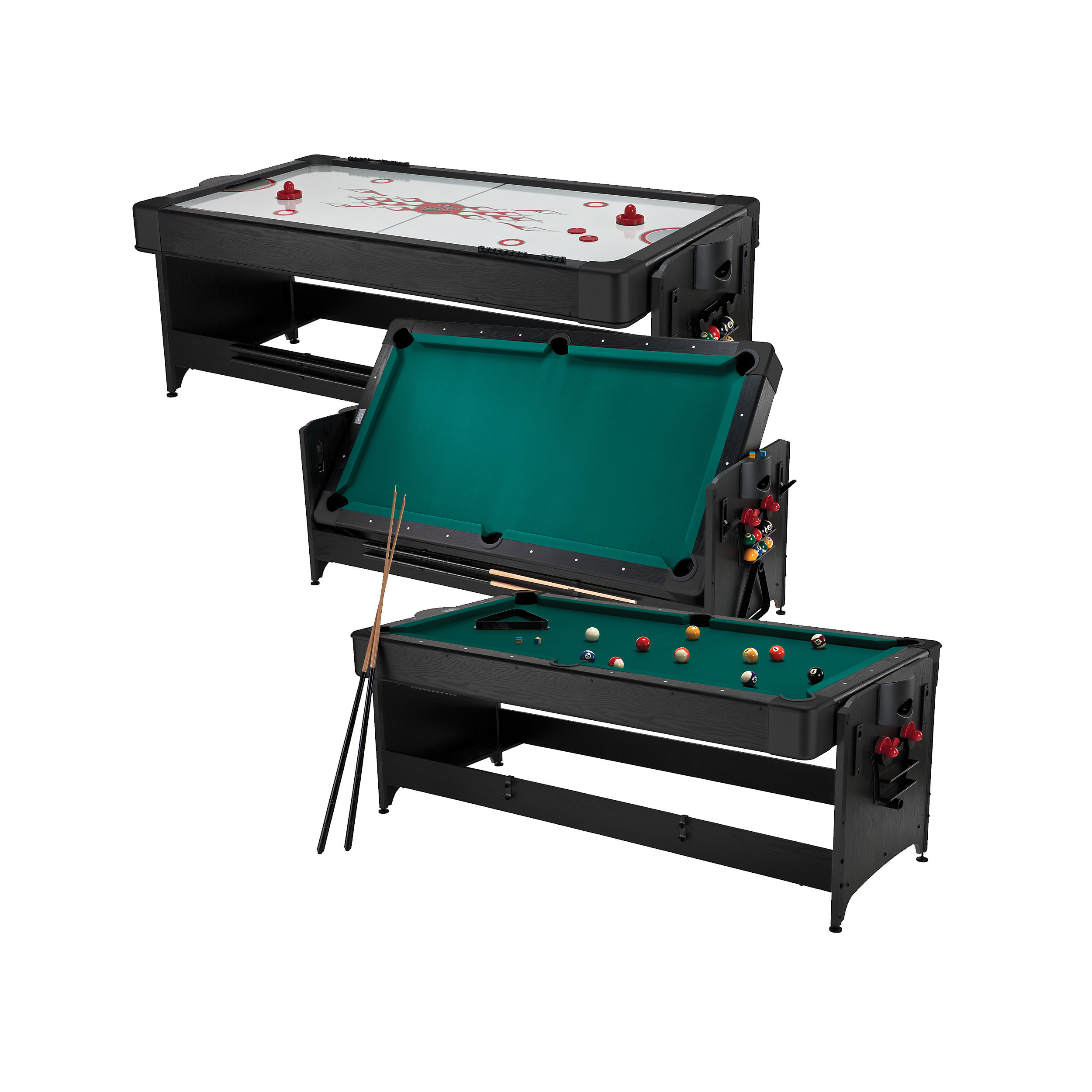... Fat Cat Original Pockey 2 In 1 Game Table. Zoom