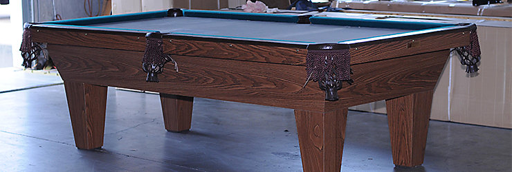 Superbe High Quality Used Pool Tables At Billiard Factory Provide The Beauty And  Functionality You Expect At An Excellent Cost Savings.