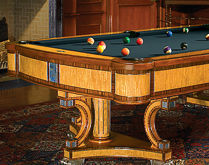 Masterpiece Pool Tables