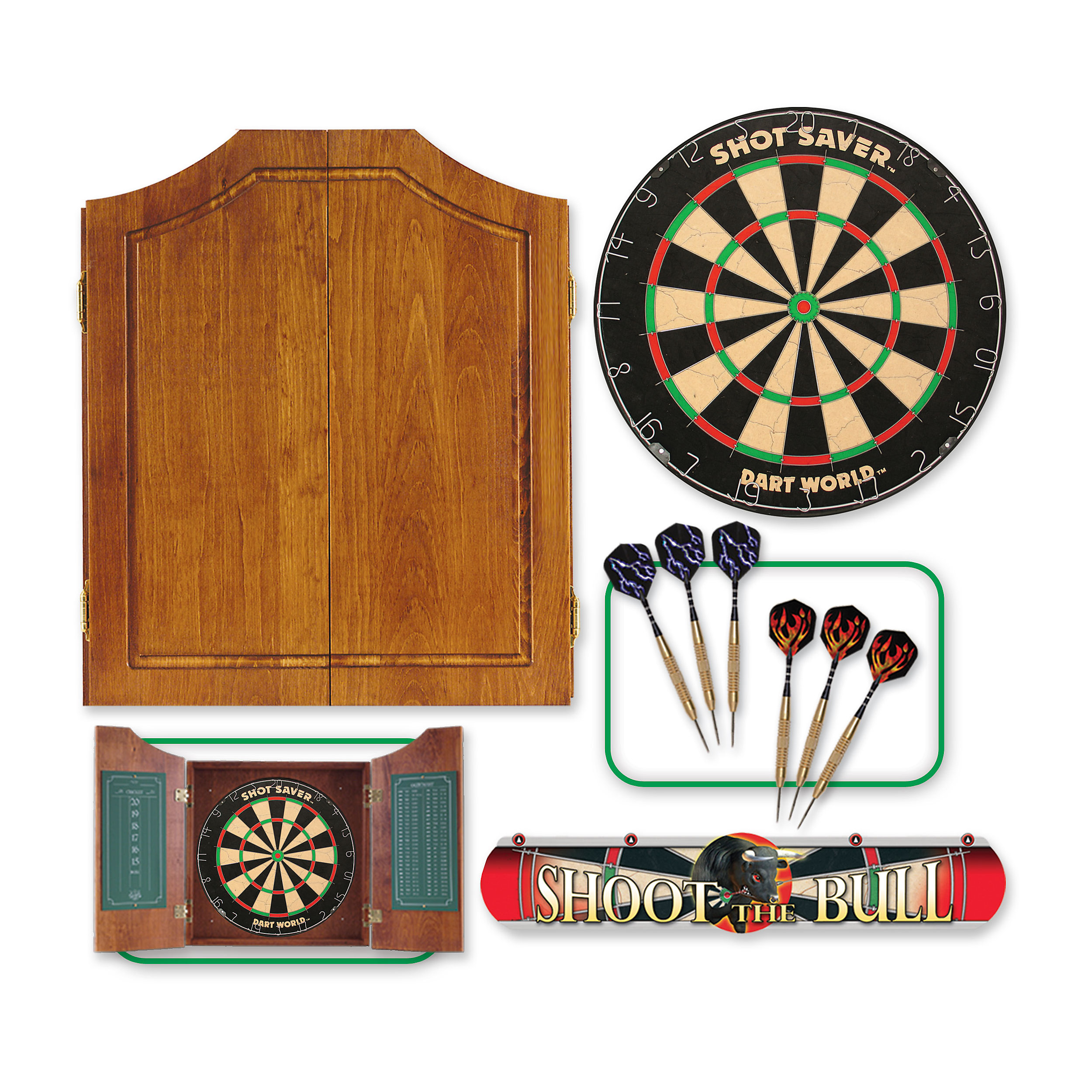 Dart Kit | Dart Board for Sale | Billiard Factory