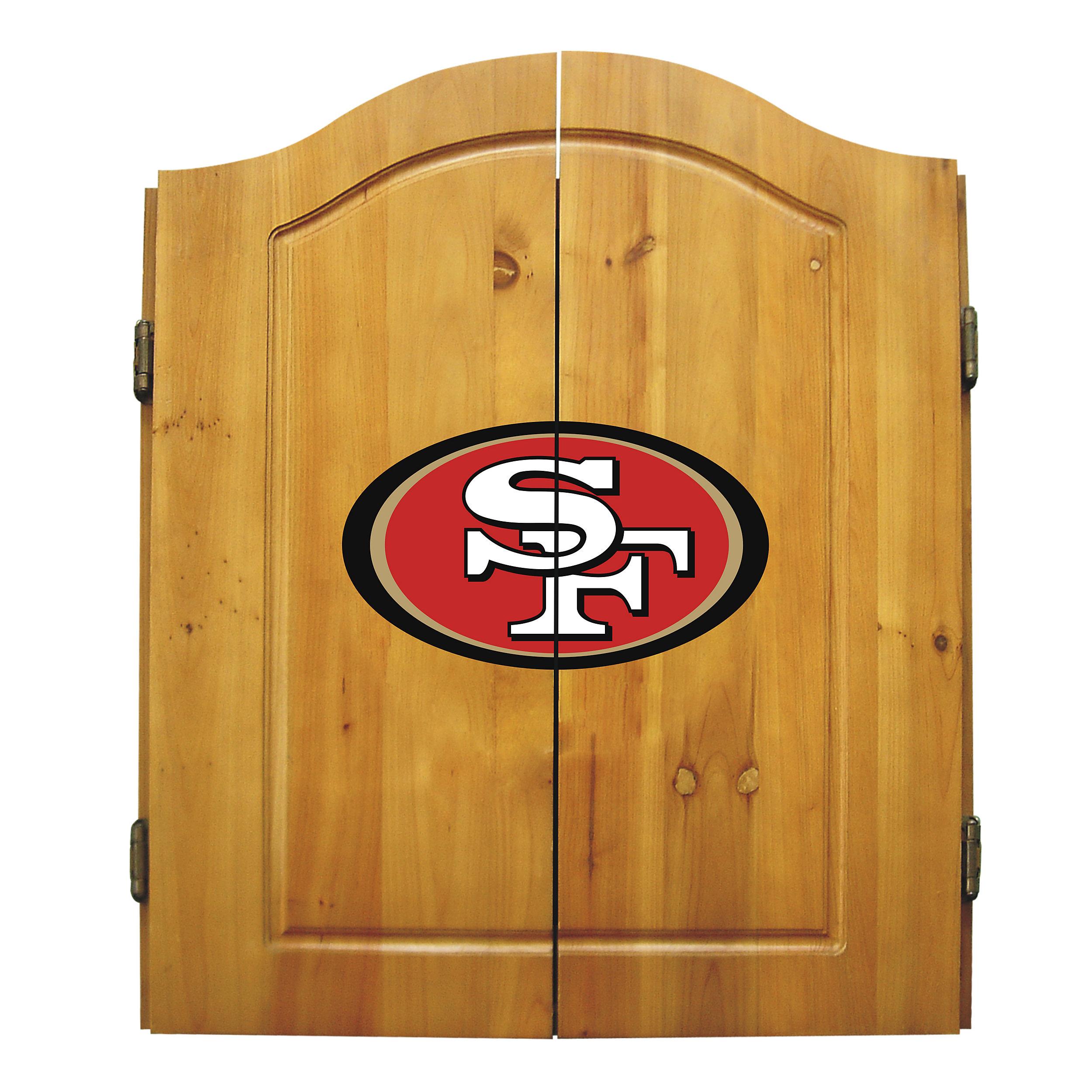 best cheap ffd47 c74cf 49ers Dart Board | 49ers Dart Flights | Billiard Factory