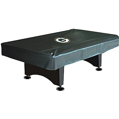 Green Bay Packers Deluxe 8ft Pool Table Cover