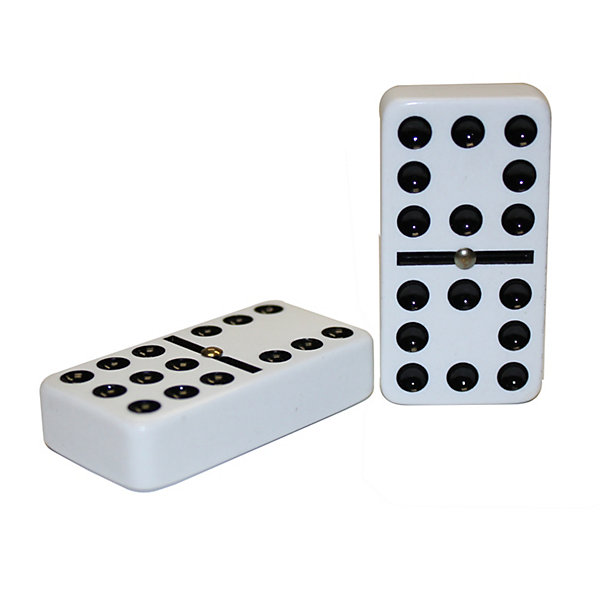 Domino Double 9 Tournament Size Dominoes