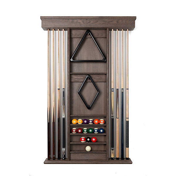 Billiard Wall Rack Wall Mount Pool Cue Rack Billiard