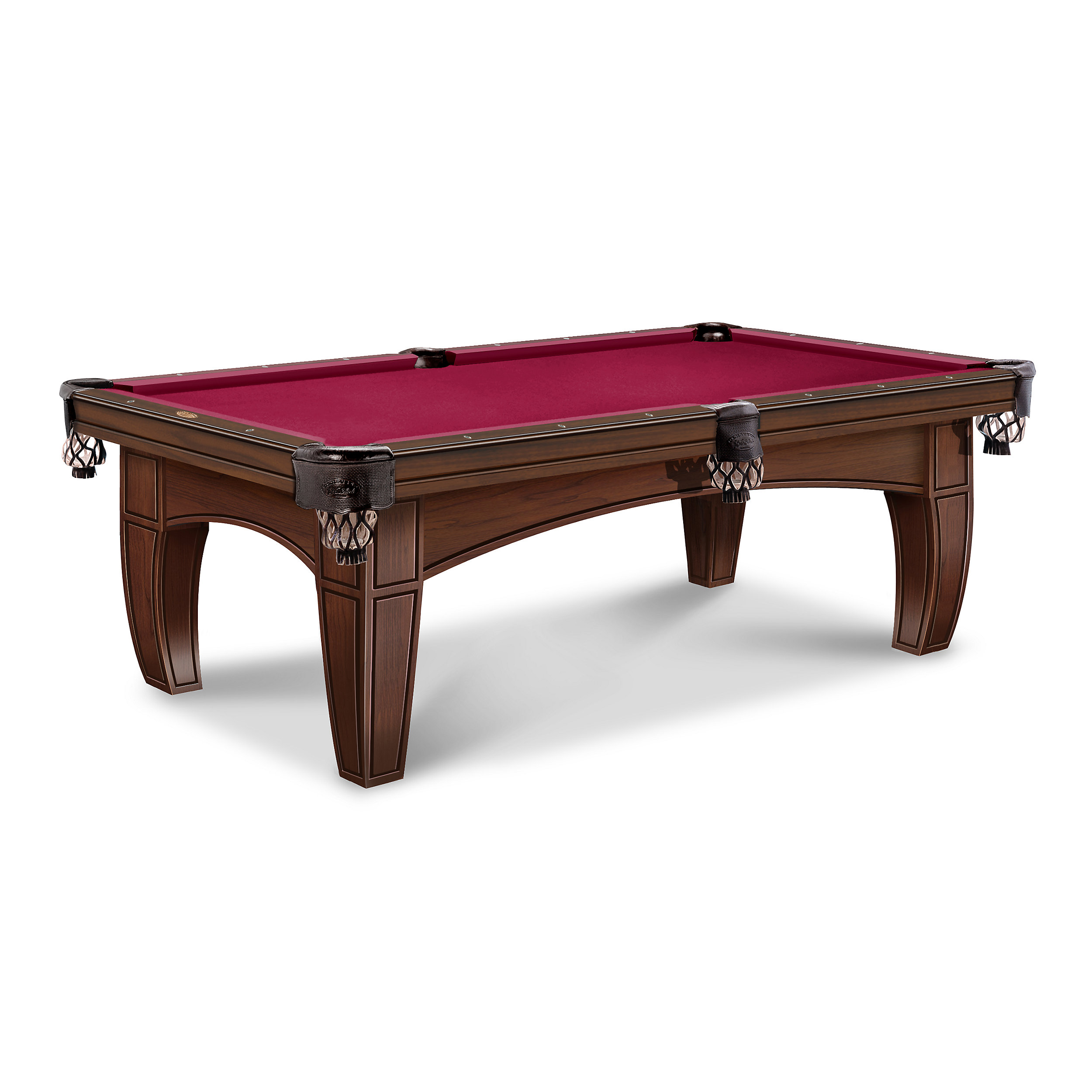 Wood Billiard Table Pool Table With Accessories - Pool table shop near me