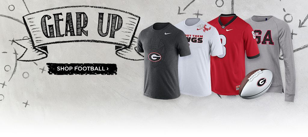 Georgia Bulldogs Apparel | UGA Gear, Merchandise & Gifts