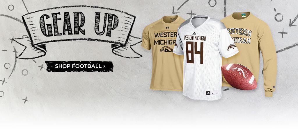 WMU Bookstore Shops@ Western Michigan University Apparel ...