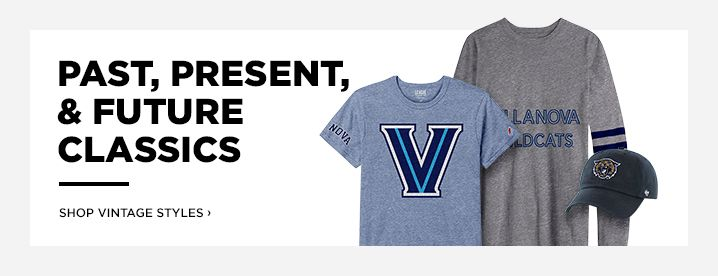 4a39d11a Villanova T-Shirts | Wildcats Tank Tops & Long Sleeve Shirts