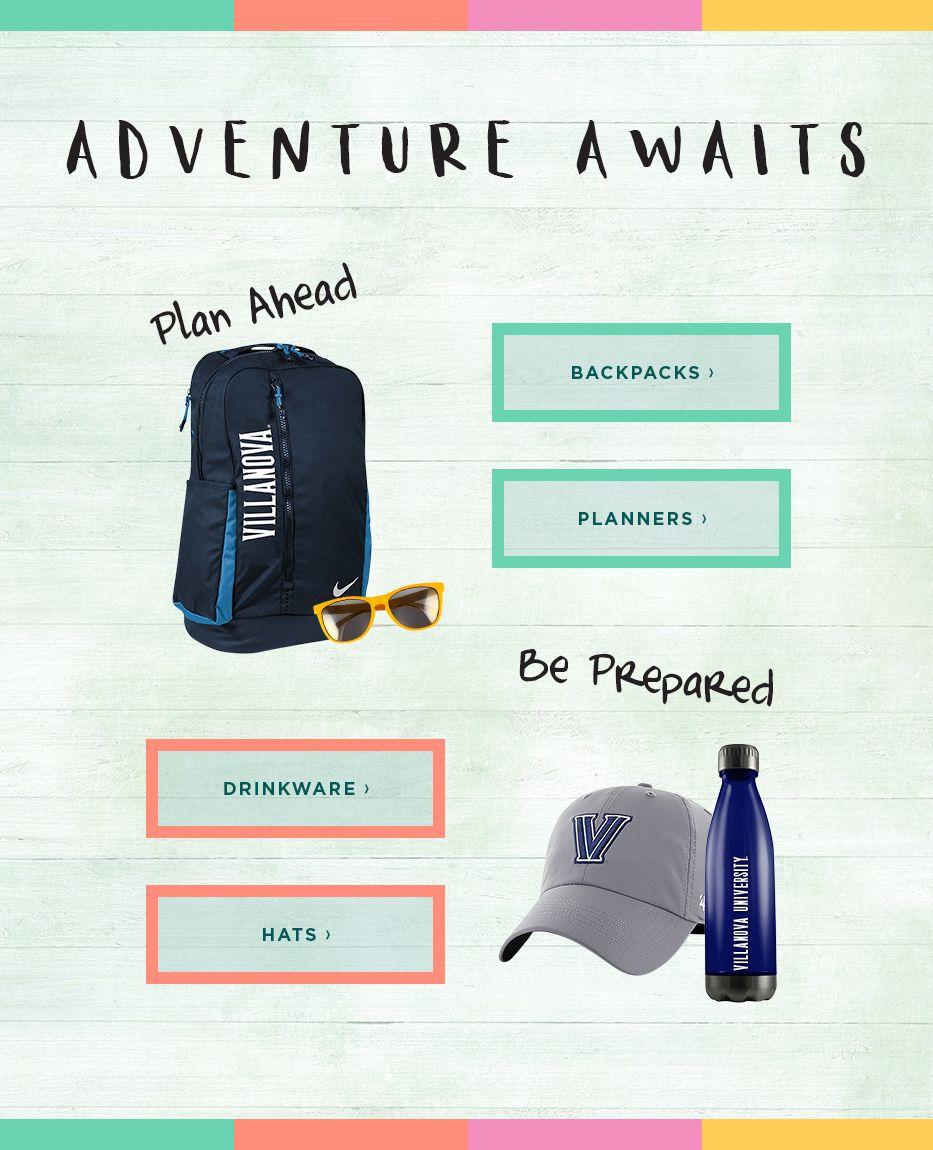 2a996e21c824 Adventure Awaits. Plan Ahead. Be Prepared.