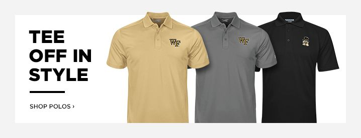 Wake Forest University Golf Balls f21c6ea1231b7