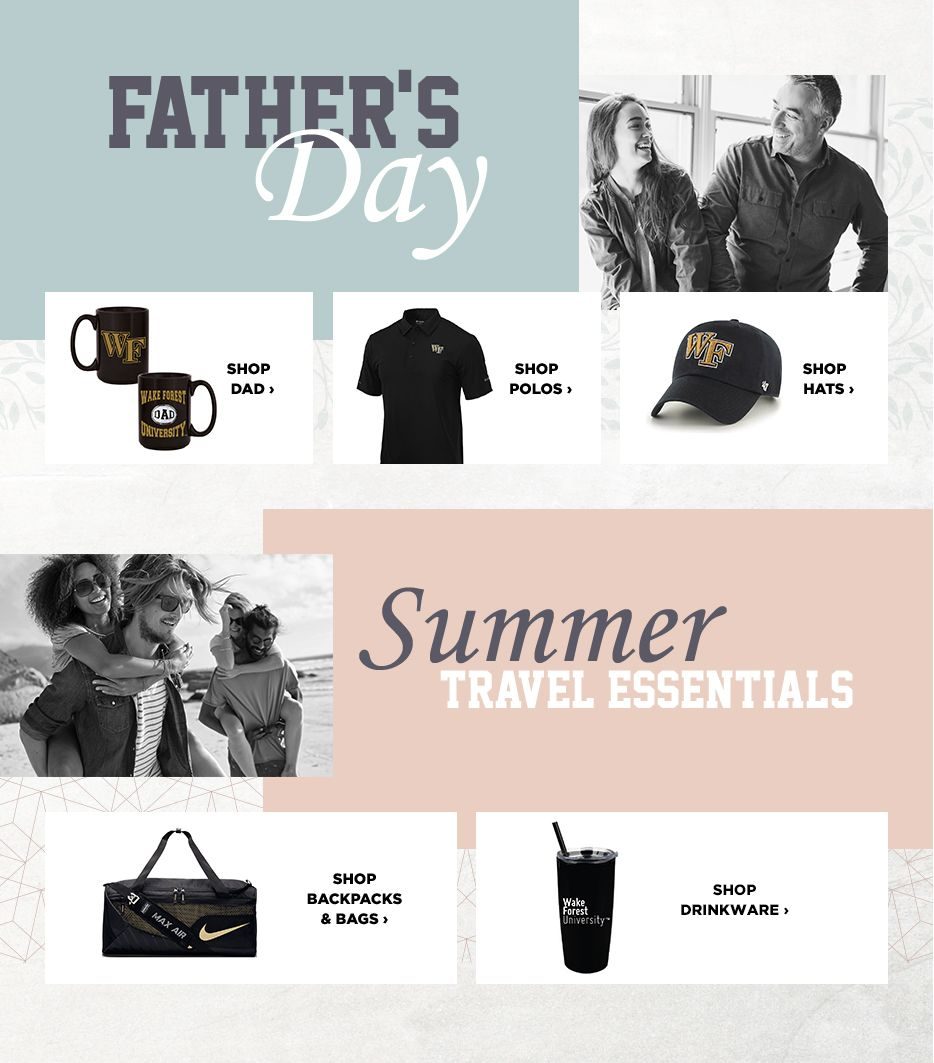 Father's Day Gift Ideas & Travel Essentials