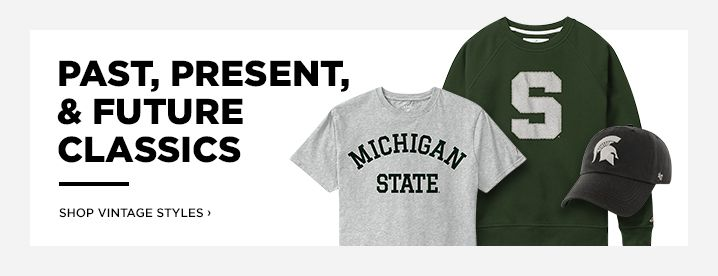 c44facdb494 Michigan State Shirts