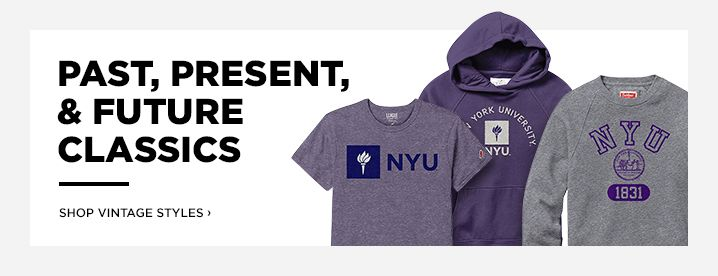 0d8b74c115c New York University Mens T-Shirts