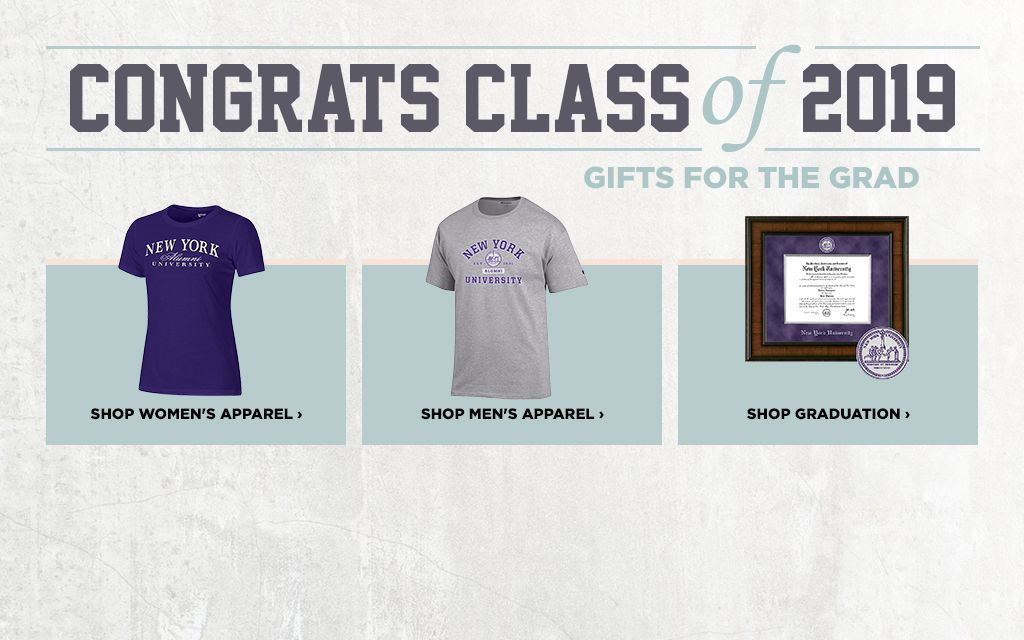 729cb7b50bef New York University Bookstore Apparel
