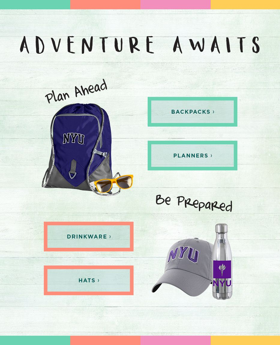Adventure Awaits. Plan Ahead. Be Prepared. 10e76868f