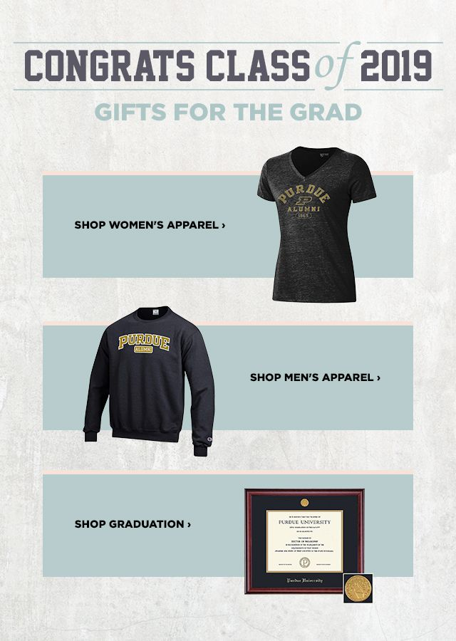 Gifts for the Grad.